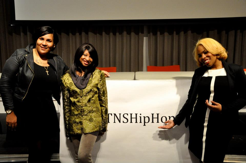 (Left to Right) Lauren Peterson, Jazzi Johnson, Brandice Taylor