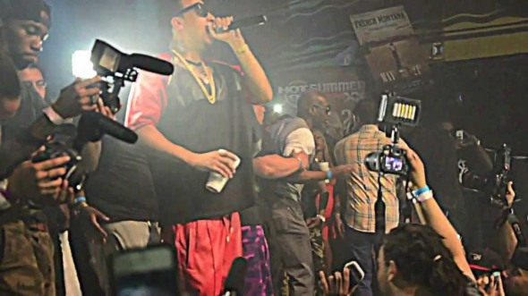 """Excuse My French"" Album Release Party for French Montana"